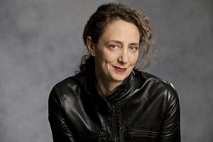 Eda Holmes (Director). Photo by David Cooper.