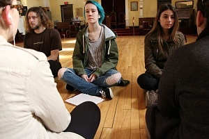 Students engage in activities throughout St. Catharines.