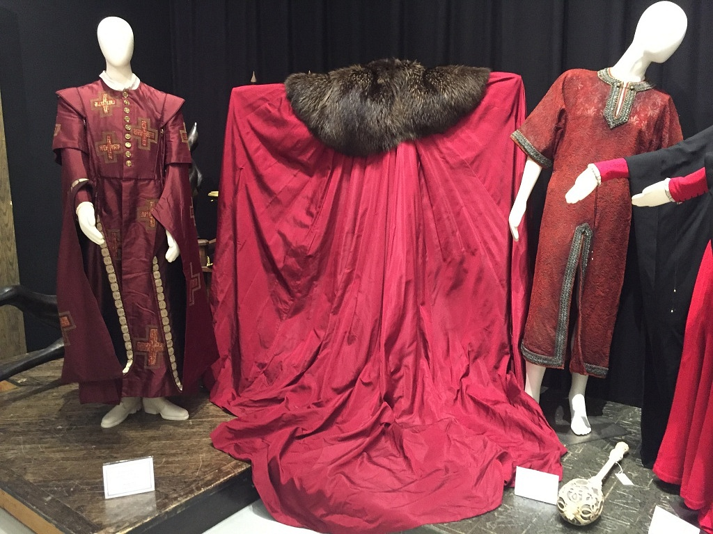 Scott Wentworth's costume from Macbeth (1995).