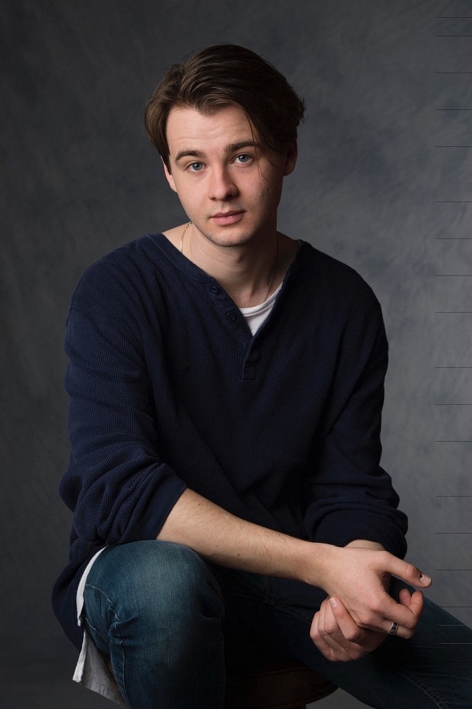 Landon Doak, who plays Miles