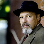 Photo of August Wilson.